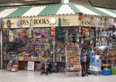 Avi's Toy Stall