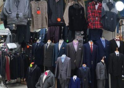 Davies Menswear Suits