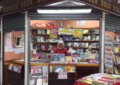 Doris' Corner Book Stall
