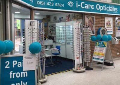 I Care Opticians