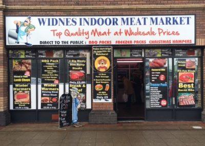 Widnes Indoor Meat Market